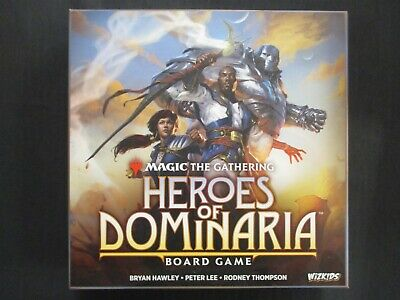 OEJ ~ Magic the Gathering Heroes of Dominaria ~ Premium Edition ~ Board Game