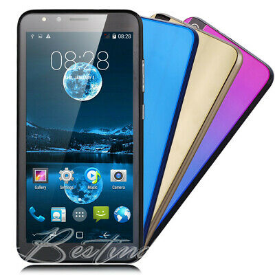 "5.5"" Cheap Android 8.1 Quad Core DuaL SIM Smartphone 3G GSM Unlocked Cell Phones"