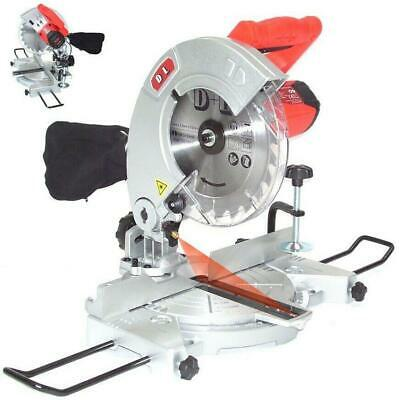 High Performance 1100W  210mmCompound Mitre Saw 56123 Chop Saws Corded Laser