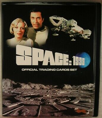 Space 1999 Trading Card Binder only from Unstoppable Cards