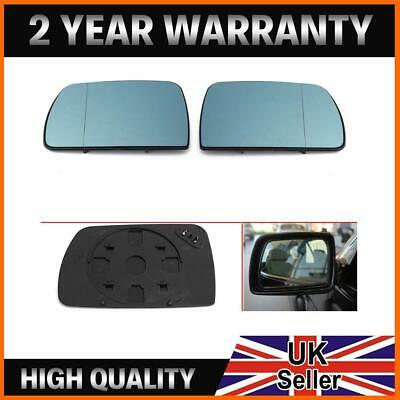 Volvo XC60 8//2008-2017 Wing Mirror Glass Chrome Aspherical Heated Drivers Side