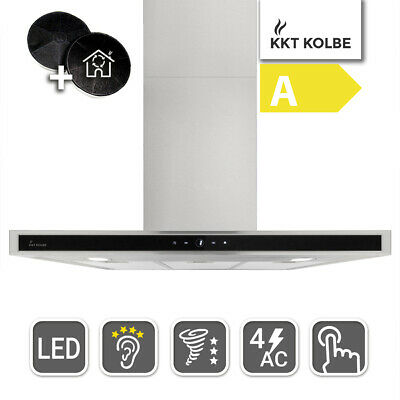 Hotte aspirante murale 90 cm indicateur LED DELTA6014TC KKT KOLBE