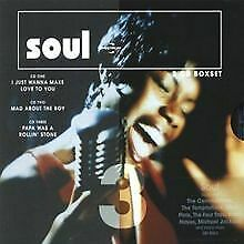Soul [Box Set] von Various [Spectrum Music] | CD | Zustand gut