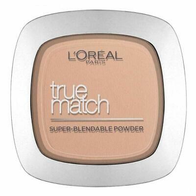 Loreal True Match Super Blendable Face Powder New Rose Ivory R1-C1