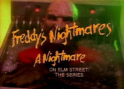freddys nightmares complete series dvd set freddy kruger, horror