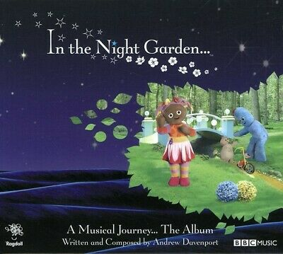 In The Night Gardenà..A Musical Journey - In The Night Garden..A Musica (CD New)
