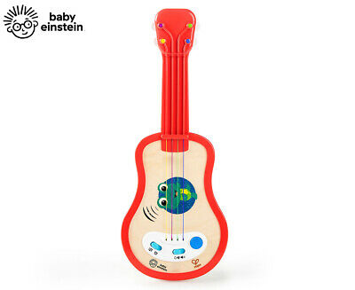 Baby Einstein Hape Wooden Ukulele Musical Toy