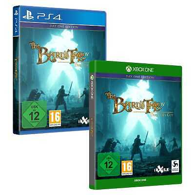The Bards Tale IV 4 Directors Cut Day One Edition Sony PS4 Xbox One NEU&OVP