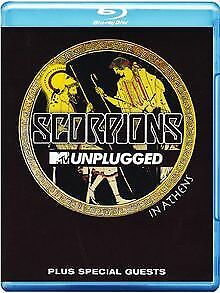 Scorpions - MTV Unplugged in Athens [Blu-ray] | DVD | Zustand sehr gut