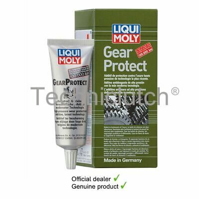 Liqui Moly Gear Protect Gearbox Transmission Additive Treatment 80ml