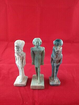 3 Ancient Egyptian Antiquities Statue  (1341 – 1323 BC)