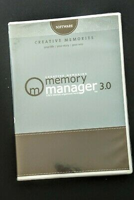 Creative Memories Memory Manager 3.0 Upgrade - NEW & SEALED