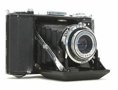 ZEISS IKON PRONTO Folding Bellows Camera With 75mm f/4.5 Lens - B03