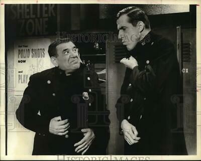 """1963 Press Photo Actor Fred Gwynne in TV show """"The Munsters"""" - hcb08848"""