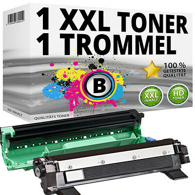 Toner Compatibile Brother TN1050 DR1050 DCP1510 DCP1512 DCP1610W DCP1612 HL-1110