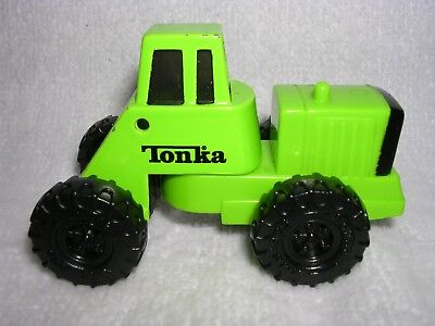 2003 Hasbro Tonka Tractor With Front End Loader Missing