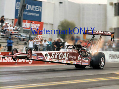 """Don """"the Snake"""" Prudhomme """"Skoal Bandit"""" 1994 Top Fuel Dragster PHOTO!"""