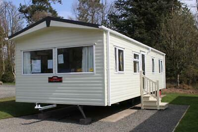 Ex demo/ 2019 Carnaby Clfton for sale at Percy Wood Country Park, Northumberland
