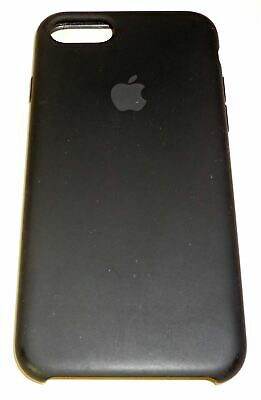 Apple IPHONE 7 Plus/8 Plus Étui Silicone - Authentique / Officiel - Noir