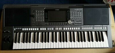 YAMAHA PSR-S970 DIGITAL Workstation, manual, music rest