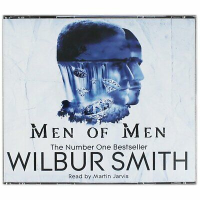 Men Of Men by Wilbur Smith (Audiobook CD)
