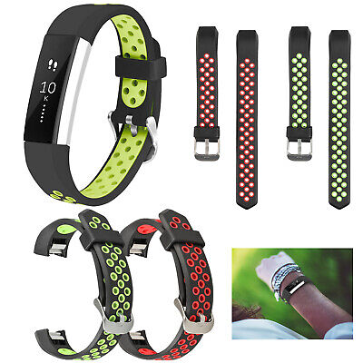 Silicone Replacement Wristband Sport Wrist Strap Watch Band For Fitbit Alta HR