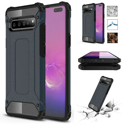Shockproof Hybrid Rugged Armor Phone Case For Samsung Galaxy S10 5G /Plus/E 2019