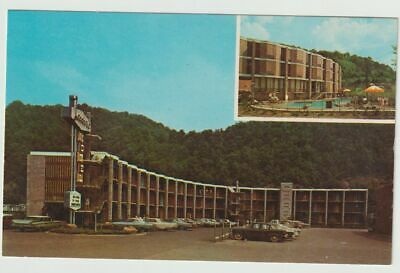1950 PIKEVILLE KY Hotel Pinson postcard - $3 99 | PicClick