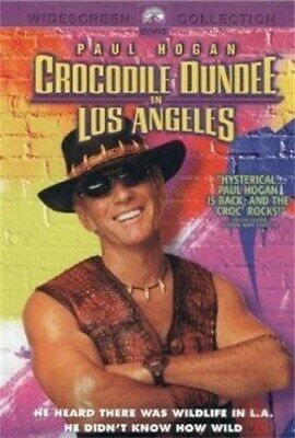 CROCODILE DUNDEE IN LOS ANGELES New Sealed DVD