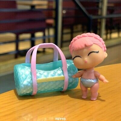 With bag LOL Surprise LiL Sisters L.O.L. Ice Sk8er Ice Skater CLUB doll toy