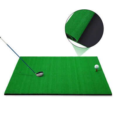 Boblov Golf Mat Putting Residential Practice Hitting Training Aids Indoor 49*39""