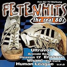 Fetenhits - The Real 80's von Various | CD | Zustand sehr gut