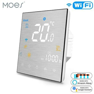 Wifi Smart Thermostat Control For Water/Electric Floor Heating Gas Boiler
