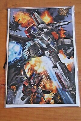 Transformers #3 John Gallagher Virgin Variant Limited To Only 600 Worldwide