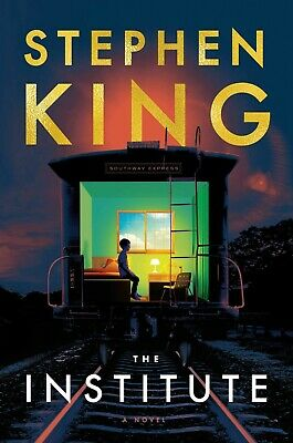 The Institute: A Novel HARDCOVER By STEPHEN KING 10-Sep-2019 Fiction BRAND NEW