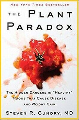 💥The Plant Paradox Cookbook by Steven R Gundry ( 📚EB00K , 2017) Fast delivery☑