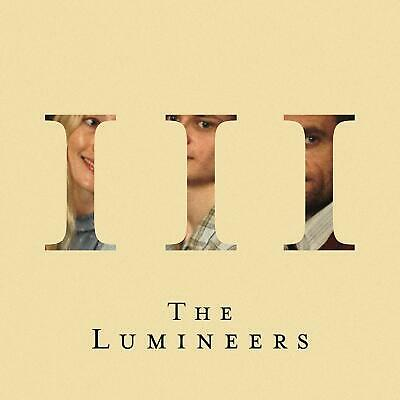 The Lumineers, III [New CD, 2019] + Free Shipping (PREORDER 9/13/19) Discs 1 NEW