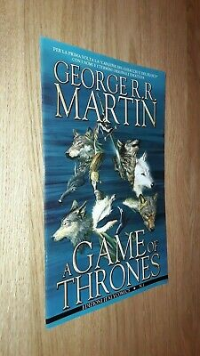 A GAME OF THRONES n.1 - George R.R. MARTIN - ItalyComics -