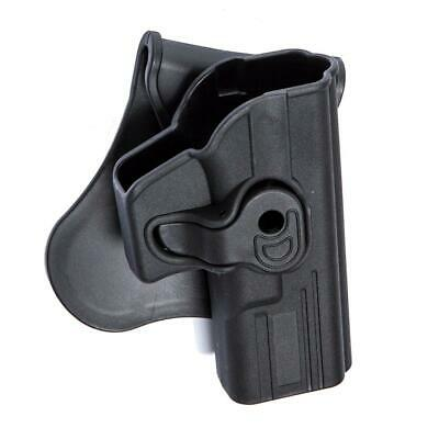 Strike Systems Airsoft G17 Molded Polymer Holster Black 18213 Roto Retention