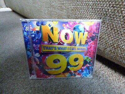 Various - Now That's What I Call Music : Volume 99 (Original 2018 2-Cd Set)