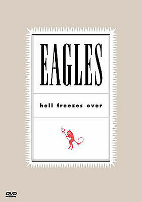 The Eagles Hell Freezes Over CONCERT FILM USED VERY GOOD DVD