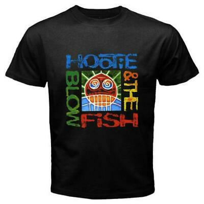 Hootie And The Blowfish *Cracked Rear View Rock Legend Black T-Shirt Fq1