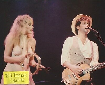 FLEETWOOD MAC Go Your Own Way Lindsey Buckingham Stevie Nicks 8 X 10 PHOTO 4