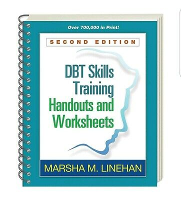 DBT (R) Skills Training Handouts and Worksheets, Second Edition by Linehan, Mars