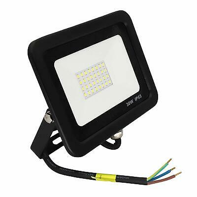 Popp PACK 2 Floodlight Led Foco Proyector Led 30w para Exterior   (6000k, 30W)