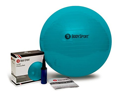Exercise Fitness Ball Pilate Yoga 85 cm Extra Large - With Pump
