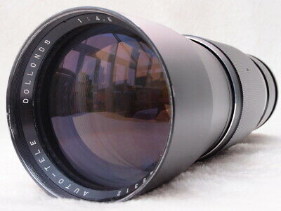 300mm M42 TELEPHOTO LENS CAN FIT PENTAX, CANON EOS, EF, DIGITAL - NICE!