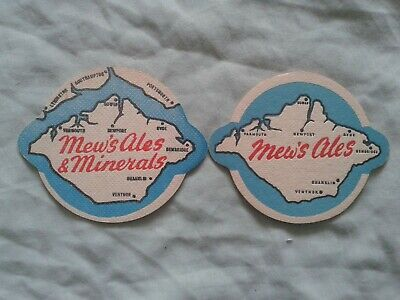 2 Mews Brewery Isle Of Wight – Beer Mats