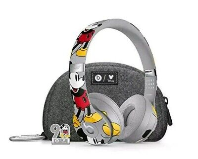 Beats by Dr. Dre Solo3 Wireless Bluetooth 90th Anniversary Mickey Mouse Edition