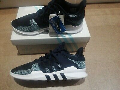 huge discount c702c 735f5 MENS ADIDAS EQT Support ADV Parley Legend Ink Trainers (TGF26) RRP £129.99